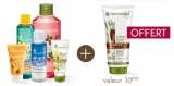 5 produits au choix+Lait karité 200ml+Vanity+3échantillons+Liv. gratuite