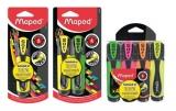 1 paquet de surligneurs Maped Fluo Peps Ultrasoft 100% remboursé
